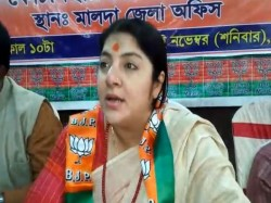 Bjp Leader Locket Chatterjee Threatens Those Who Made Obstacle Rathyatra Will Crushing Them