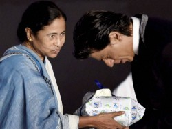 Cm Mamata Banerjee Wishes Shahrukh Khan On His 53 Rd Birthday