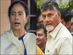 Chandrababu Naidu Will Meet With Mamata Banerjee Fulfill Targets In
