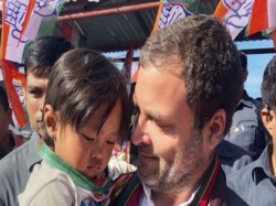 If Voted Power Bjp Will Kill Mizo Identity Says Rahul Gandhi His Vote Campaign