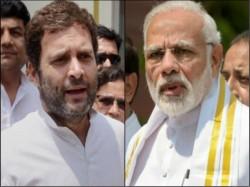 Congress Takes On Pm Narendra Modi On His Indira Gandhi Comment