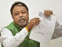 Mukul Roy Now Writes Auto Biography Published Before Loksabha Elction