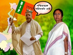 Tmc Is Very Much Trouble Loksabha Election 2019 At West Bengal