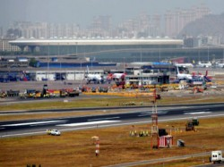 About 400 Air India Ground Staff On Strike At Mumbai Airport
