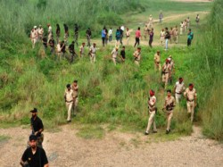 Farmer Spots Six Suspicious Men Pathankot District Search Operations Launched