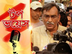 Interview Surya Kanta Mishra Over Political Situation Bengal