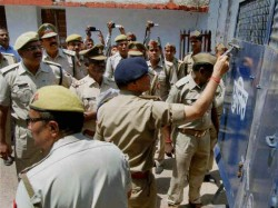 Entire Agra Police Station Booked Custodial Death