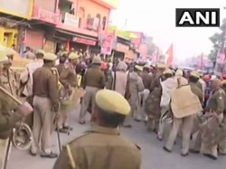 Ib Informed Up Police About Terror Attack Ayodhya Dharm Sabha