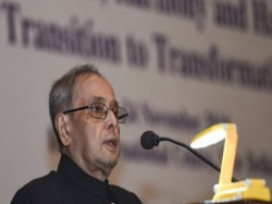 India Passing Through Difficult Phase Institutions Have Come Under Severe Strain Says Pranab Mukherj