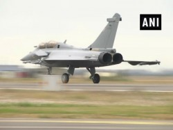 First Look The Rafale Jet From The Istre Le Tube Airbase France