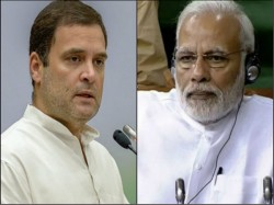 Rahul Gandhi Claims Pm Modi Needs 3 6 Lakh Crore Fix The Economy Mess