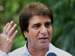 Congress Leader Raj Babbar Calls Pm Narendra Modi Amit Shah Gangsters