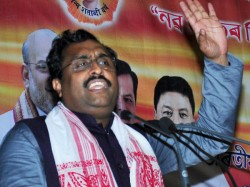 Pdp Nc Got Instructions From Pakistan Form Government J K Claims Bjp Leader Ram Madhav