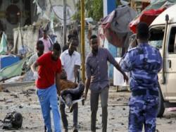 About 52 Killed Somalia Car Bombing