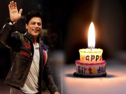 Shahrukh Khan S 53rd Birthday Celebrations Here Are The Pics