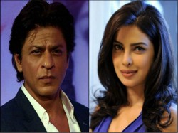 Shahrukh Khan Snubs Priyanka Chopra Ignores Question On Her Wedding