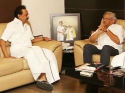 Dmk Cpim Will Fight Togerther Tamil Nadu Lok Sabha Elections