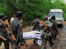 Two Jawans Eight Maoist Killed Encounter Chhattisgarh