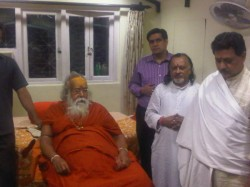 It Is Bjp S Responsibility Not Making Ram Mandir Ayodhya Claims Sankaracharya Swarupananda Saraswati