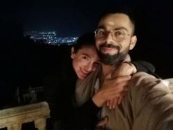 Anushka Sharma S Endearing Birthday Wish Hubby Virat Kohli