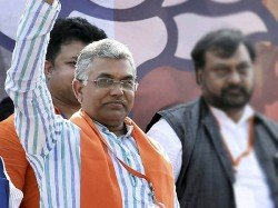Bengal Bjp Chief Dilip Ghosh Made Controversial Statement On Tmc Leaders