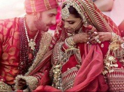 See The Photo Album Deepika Padukone Andd Ranveer Singh S Marriage Images