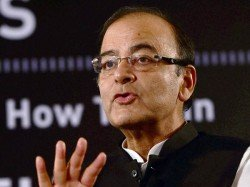 Arun Jaitley Hits Back At Congress Jibe Over Pm Modi S Father