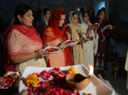Hindu Community Lahore Chalks Three Day Diwali Celebration Diwali Milan Party From 7th November