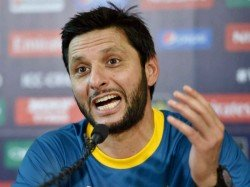 Pakistan Can T Even Manage Its 4 Provinces Says Shahid Afridi On Kashmir In London