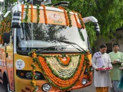 Know The Interior The Proposed Rath West Bengal Bjp