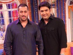 Salman Khan Turns Producer Kapil Sharma Show Here S What It Is All About