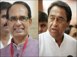 Last Four Assembly Election Results Madhya Pradesh At Glance