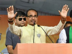 Recalling 2013 Madhya Pradesh Polls Chouhan Becomes Cm 3rd Time Congress Puts Up Abysmal Show