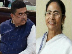 Mamata Banerjee Gives Charge Two States Subhendu Adhikari