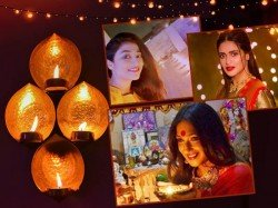 Tollywood Stars From Prasenjit Rituparna Wishes Happy Diwali Here Are The Post