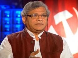 Cpm Will Fight Against Mamata Banerjee S Govt Despite Being The Grand Alliance Says Sitaram Yechury