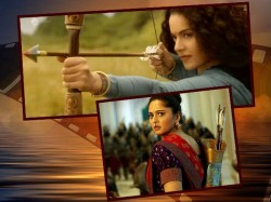 Manikarnika Trailer Launch Kangna Jishu Film Video Reminds Bahubali