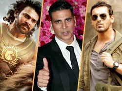 John Abraham Akshay Kumar Prabhas Headed Box Office Clash