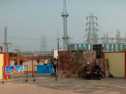 Bhangar Power Sub Station Meeting Unsuccessful
