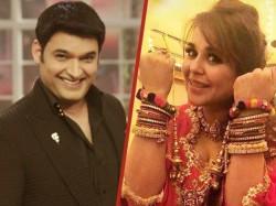 Kapil Sharma Ginni Chatrath Kick Start Wedding Celebrations See First Pics