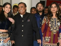 Ambanis Attend Priyanka Chopra S Cocktail Party Jodhpur Here Are Pics