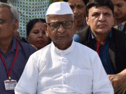 Lokpal Protest Trusting Modi S Lies Was Mistake Anna Hazare To Hold Fasts Again