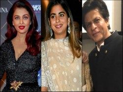At Isha Ambani S Sangeet Shahrukh Ash Dances Pics Goes Viral