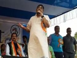 Tmc Leader Anubrata Mondal Criticises Vhp Leader Her Remarks Kolkata