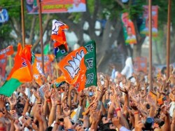 Bjp Arranges Rally On Paddy Field Rathyatra Opening Ceremony