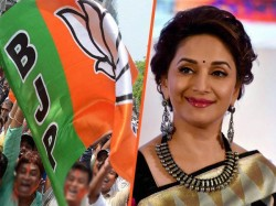 Madhuri Dixit Contest From Bjp S Pune Seat 2019 Ls Polls