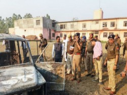 Cop Villager Killed Bulandshahr Clashes Up Sets Up Probe Team