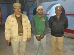 Prashant Natt An Accused Bulandshahr Violence Case Was Arrested