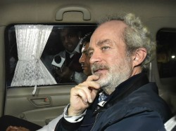 Christian Michel Claims He Has Been Hijacked Agusta Westland Deal