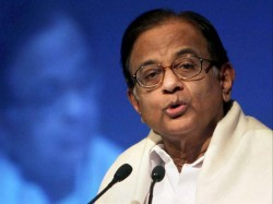 P Chidambaram At Ed Office Questioning Inx Media Case